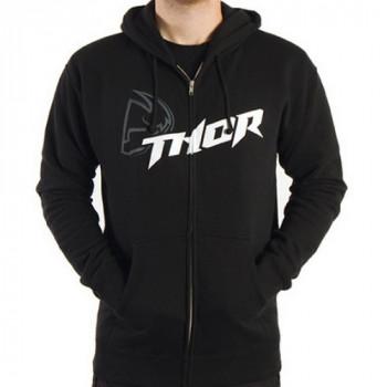 Толстовка Thor S4 Fusion Black XL