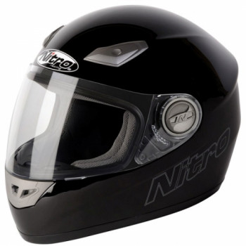 Мотошлем Nitro Dynamo Jnr Black M