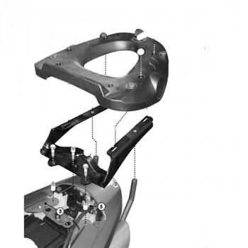 фото 1 Крепления для кофров Крепление для центрального кофра GIVI SR116