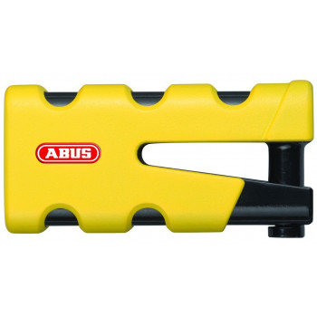 Замок ABUS 77 Sledge Brake Disc Lock Web Yellow