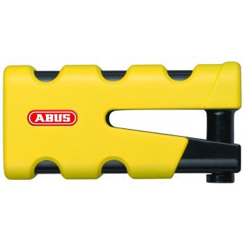 фото 1 Мотозамки Замок ABUS 77 Sledge Brake Disc Lock Web Yellow