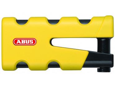 abus Замок ABUS 77 Sledge Brake Disc Lock Web Yellow