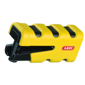 фото 2 Мотозамки Замок ABUS 77 Sledge Brake Disc Lock Web Yellow