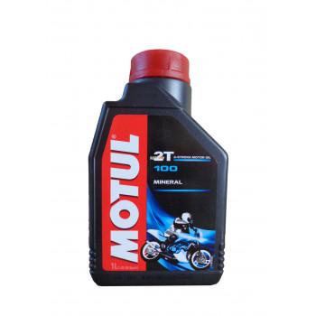 фото 1 Моторные масла и химия Моторное масло Motul 100 MOTOMIX 2T (1L)