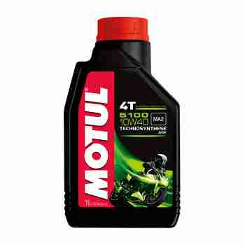 фото 1 Моторные масла и химия Моторное масло Motul 5100 4T 10W40 (1L)