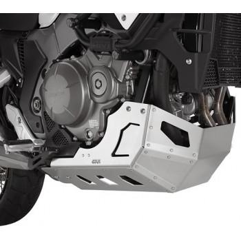 Защита картера Givi VFR1200X 12-14 Silver