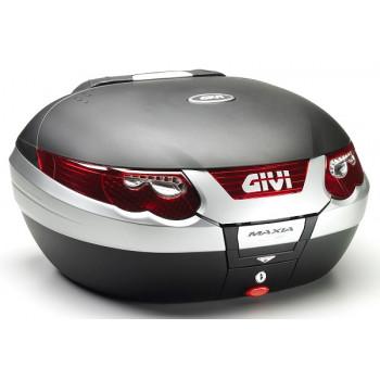 Кофр центральный Givi Monokey E55 Maxia 3 55L Black-Silver