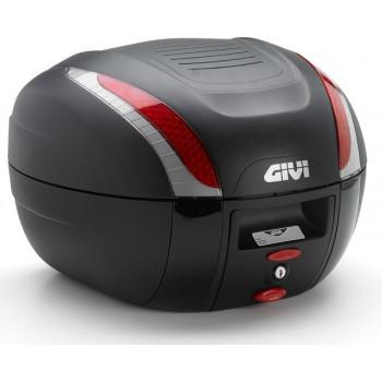Кофр центральный Givi Monolock B33 33L Black