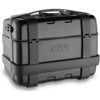 Кофр центральный/боковой Givi Monokey Trekker TRK46N 46L Black
