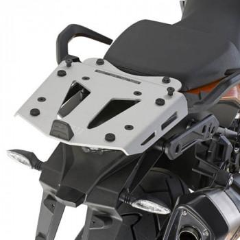 Крепление кофра центрального Givi Monokey KTM 1190 Adventure 13-14 Silver