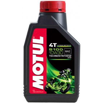 фото 1 Моторные масла и химия Моторное масло Motul 5100 4T 10W30 (1L)