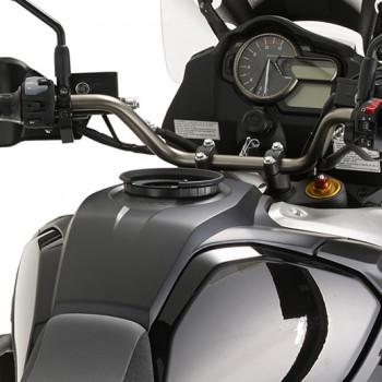 Крепление сумок на бак Givi Tanklock DL1000 V-Strom 14 Black