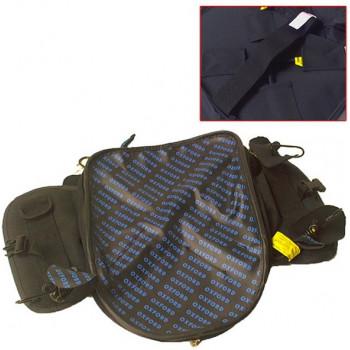 База-крепление на ремнях Oxford для сумок X30 Black