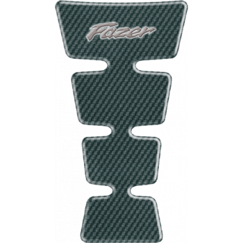 Наклейка на бак Print Carbon Fazer Grey