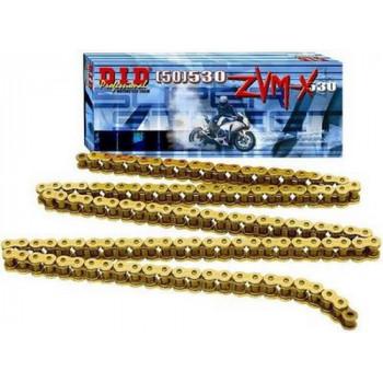 Приводная цепь DID 530ZVM-X GG - 118ZB Gold