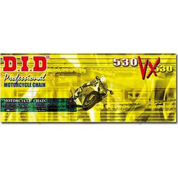 Приводная цепь DID 530VX - 116ZB Steel