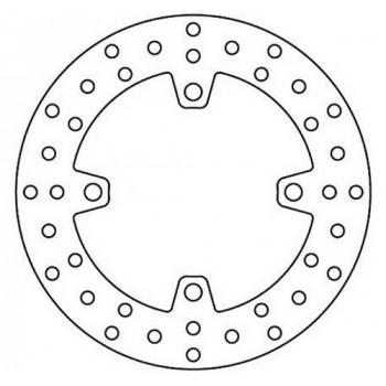 Тормозной диск Lucas MST245