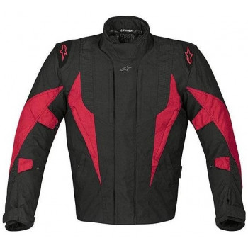 Мотокуртка Alpinestars P1 Sport Touring Drystar Black-Red XL