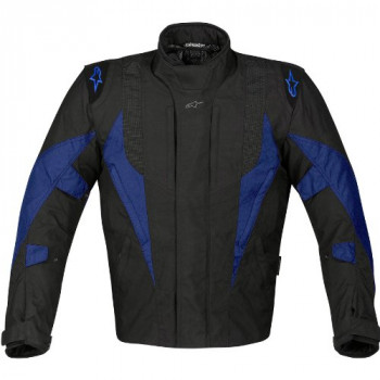 Мотокуртка Alpinestars P1 Sport Touring Drystar Black-Blue M