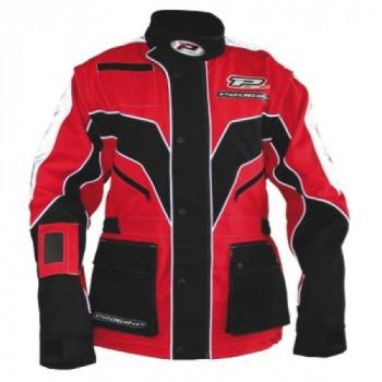 Мотокуртка ProGrip 9011 Enduro Red-Black XL (2011)