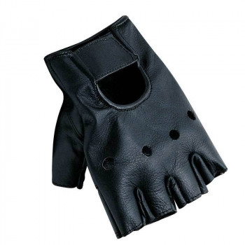 фото 1 Мотоперчатки Мотоперчатки Ixon RS Chop E6203 Black S
