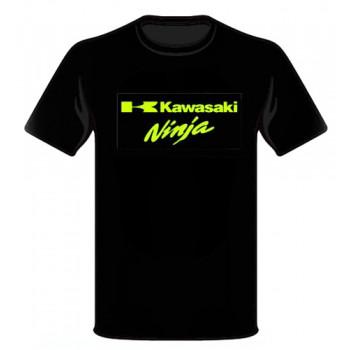 Футболка Kawasaki Ninja Black S