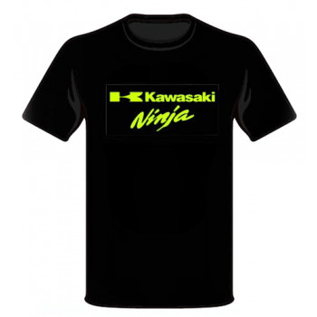 Футболка Kawasaki Ninja Black M