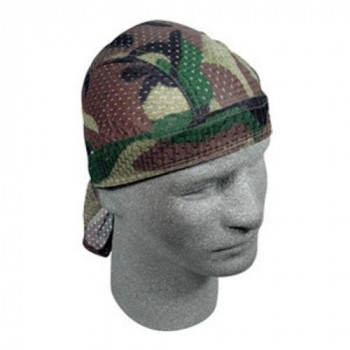 Флайдана Zan Headgear Woodland Camo полиэстер