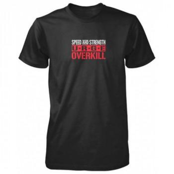 Футболка Speed & Strength Urge Overkill Black L
