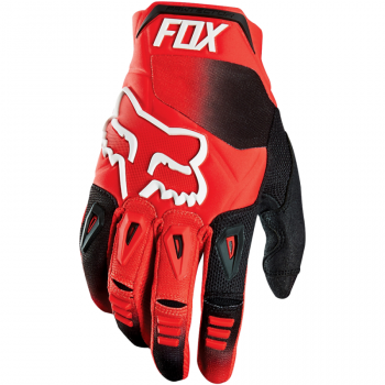 Мотоперчатки Fox Pawtector Race Red L