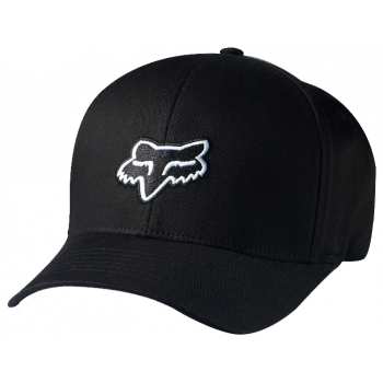 Кепка Fox Legacy Flexfit Hat Black S/M