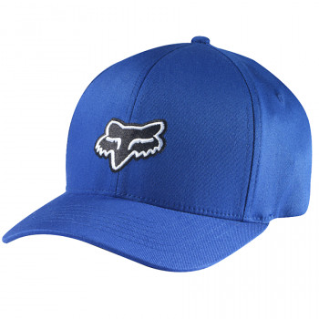 Кепка Fox Legacy Flexfit Hat Blue L/XL