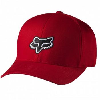 Кепка Fox Legacy Flexfit Hat Red S/M
