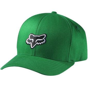 Кепка Fox Legacy Flexfit Hat Green L/XL