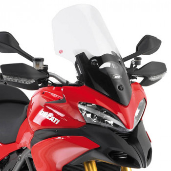 Спойлер Givi D272ST на Ducati Multistrada 1200 (10> 12) Clear