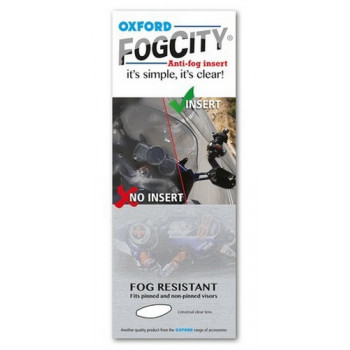 Антифог Oxford Fog City Clear