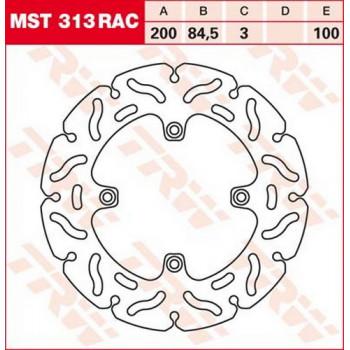 Тормозной диск Lucas MST313RAC