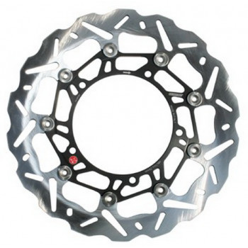 Тормозной диск Braking BR WK071R