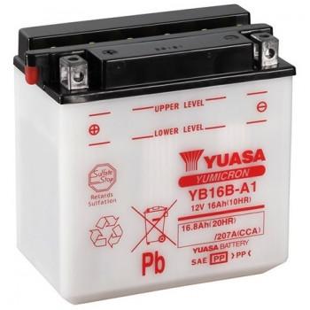 Аккумулятор Yuasa YB16B-A1