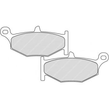 Колодки тормозные дисковые Ferodo FE FDB2213P