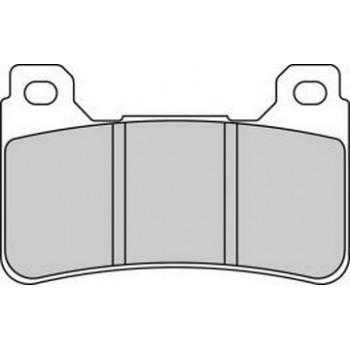 Колодки тормозные дисковые Ferodo FE FDB2181XRAC