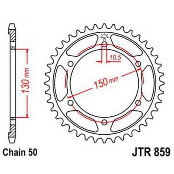 Звезда задняя JT Sprockets JTR859.48