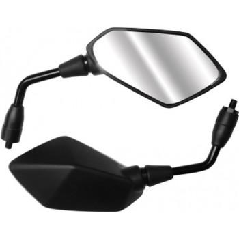 Зеркало Kawasaki Z750 ER-6n 11 правое Black