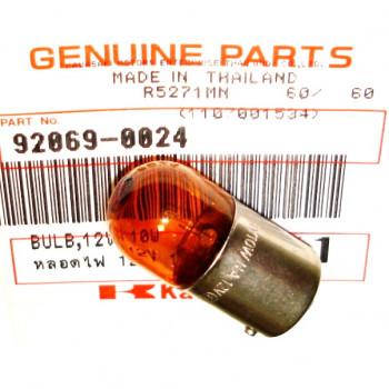 Лампочка указателя поворота Kawasaki 12V 10W