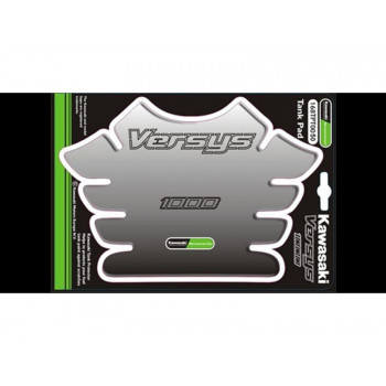 Наклейка на бак Kawasaki Versys 1000 Grey