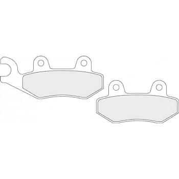 Тормозные колодки Kawasaki KLR650 08-14/ KLX250S 09-14 передние
