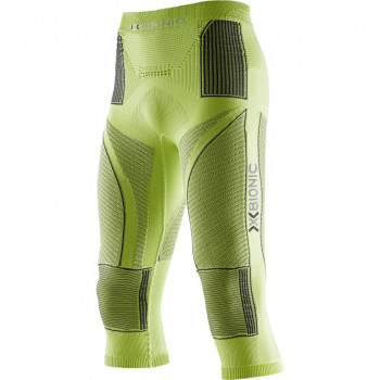 Термобриджи X-Bionic Energy Accumulator Evo Man Pants Medium Green Lime-Charcoal L-XL