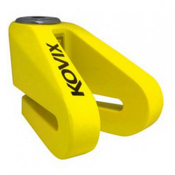 Мотозамок Kovix KV1-Y Yellow