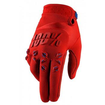 Мотоперчатки 100% Armatic Fire Red S/M