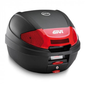 Кофр центральный GIVI Monolock E300 Black 30L